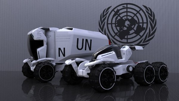 Aid Necessities Transporter
