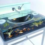 Aquarium Washbasin