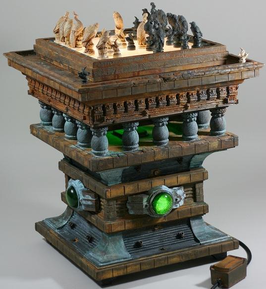 Blade Runner Chess 4