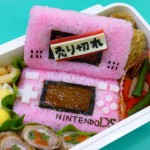 DS Bento Lunch Box