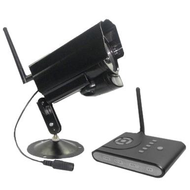 Digital Wireless DVR Camera Kit