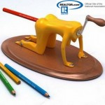 Doggy Style Pencil Sharpener