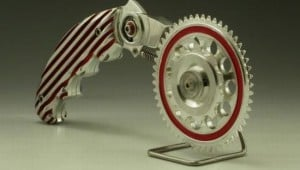 Easy Rider Pizza Cutter