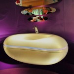 Glamour Bathroom Vanities Washbasin