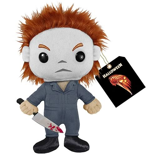 Halloween Michael Myers Plush