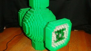 Lego Green Lantern Power Battery