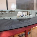 Lego USS Intrepid 07