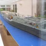 Lego USS Intrepid 08