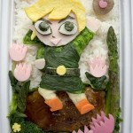 Link Windwaker Bento Art