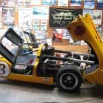 Lola T70 bodied McKee MK7