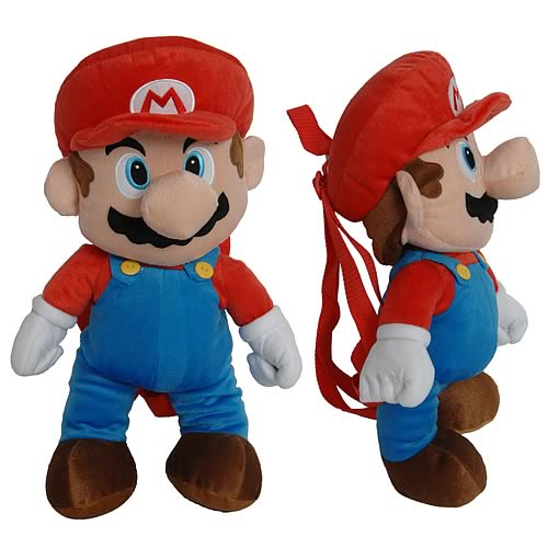 Mario Backpack