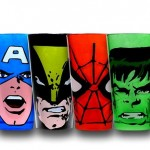 Marvel cups 1
