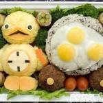 Metal Gear Solid Duck Bento Lunch Box