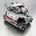 Metal Grudge  the Sports Car Tank 1