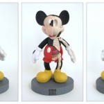 Mickey Mouse Sculpture 2