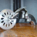 Motorcycle Chopper Pizza Cutter