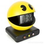 Pac Man alarm clock
