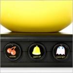 Pac Man alarm clock 2