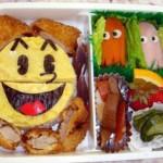 Pacman Bento Lunch Box