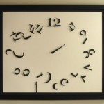 Shattered Clock 1