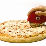 Smiley Pizza Cutter