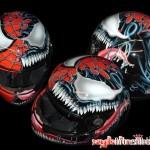 Spidy VS Venom Helmet