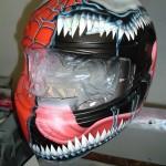 Spidy VS Venom Helmet2