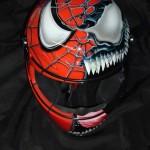 Spidy VS Venom Helmet4