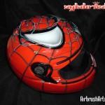 Spidy VS Venom Helmet5