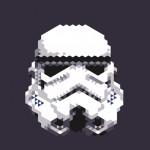 Star Wars Triangle Art 2