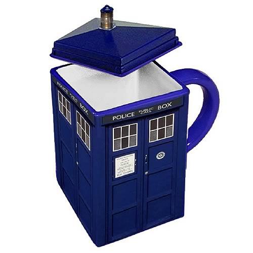 TARDIS mug