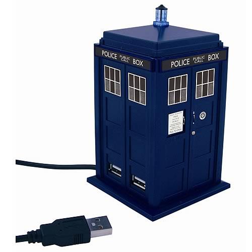usb TARDIS