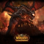 The Blizzard causes Cataclysm in the World of Warcraft
