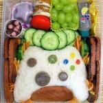 Video Game Controller Bento