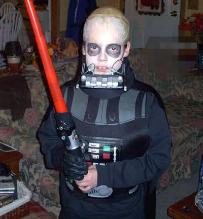 bizarre star wars costumes darth vader costume 1