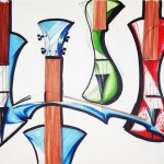 carbon fiber violin5