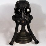 Steampunk's latest mask for the hideously beautiful 1