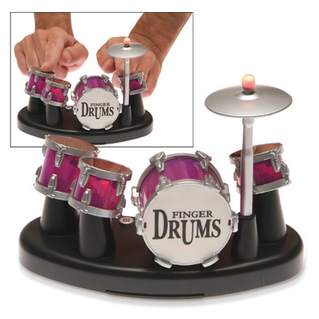 finger drums gadget