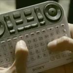 google tv remote control keyboard