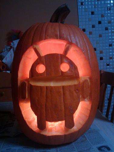 halloween pumpkin carvings android