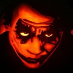 halloween pumpkin carvings artwork joker