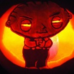 halloween pumpkin carvings artwork stewie griffin