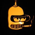 halloween pumpkin carvings bender