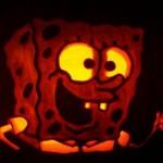 halloween pumpkin carvings spongebob squarepants 2