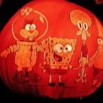 halloween pumpkin carvings spongebob squarepants 3