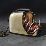 hot toaster anatomy design image