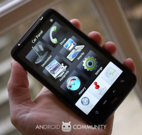 htc desire hd android review