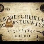 iPad Ouija game