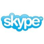 Skype Full Logo