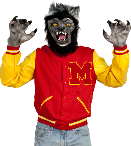Called the Michael Jackson thriller werewolf costume this will give you a feeling that you are in Michael Jacksonu0027s clothes!  sc 1 st  Walyou & Michael Jackson Thriller Werewolf Costume | Walyou